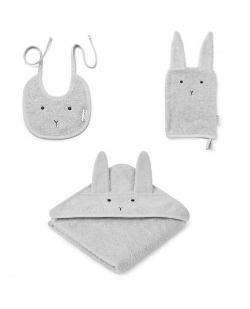 Adele terry baby package | Rabbit dumbo grey