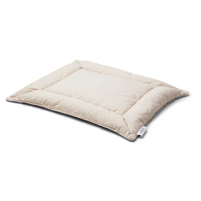Pi Kapok Baby Pillow   Confetti sandy