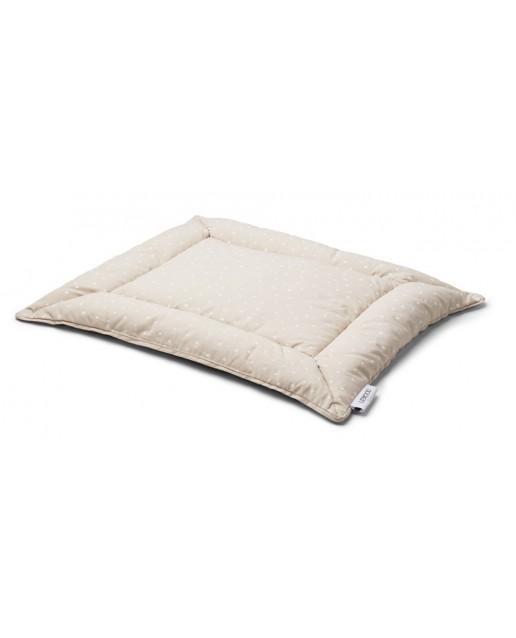 Pi Kapok Baby Pillow | Confetti sandy