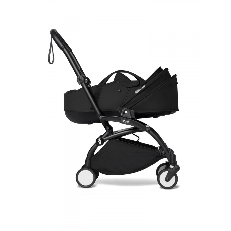 BABYZEN stroller YOYO2 bassinet  Black Frame | Black