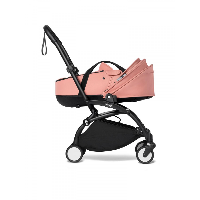 BABYZEN stroller YOYO2 bassinet  Black Frame | Ginger
