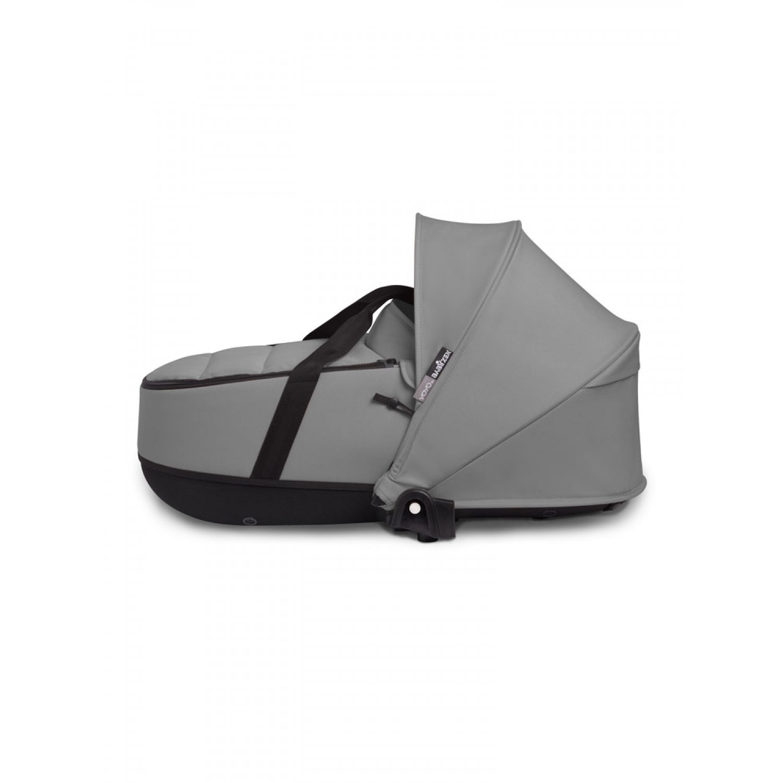 BABYZEN stroller YOYO2 bassinet  Black Frame | Grey