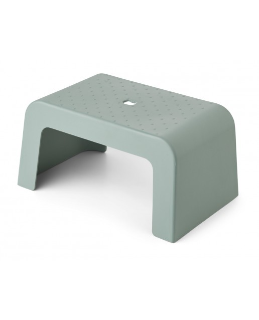 ULLA STEP STOOL | PEPPERMINT