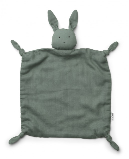 Agnete Cuddle Cloth | Rabbit peppermint