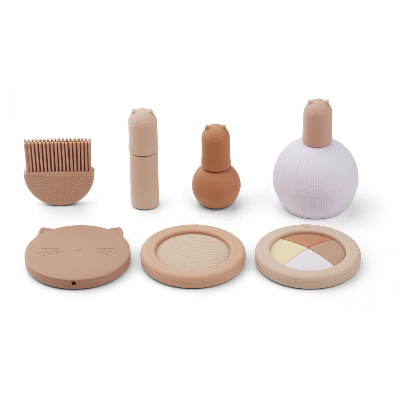 Elisabeth make-up set | Rose multi mix