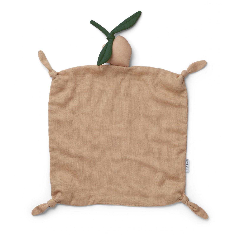 Agnete Cuddle Cloth - Peach/peach