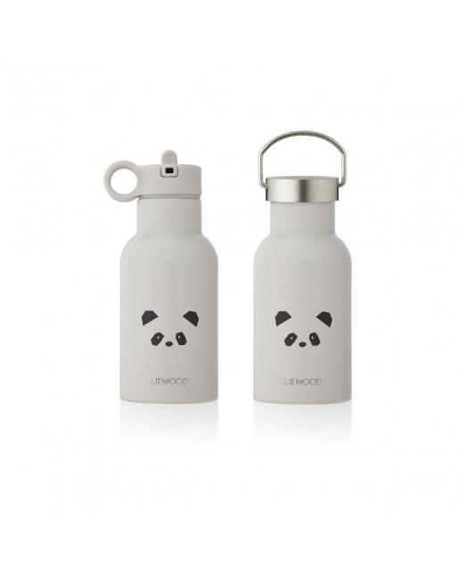 Anker Water Bottle - 350 ml -  Panda Light Grey