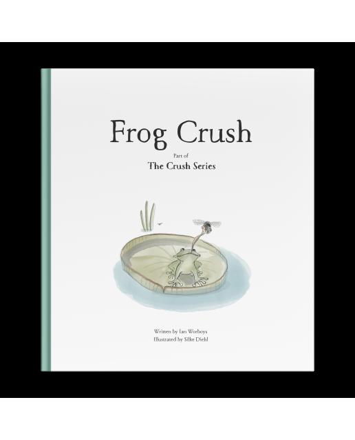Frog Crush Book