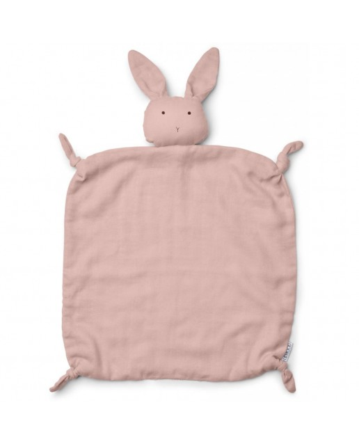 AGNETE CUDDLE CLOTH | RABBIT ROSE