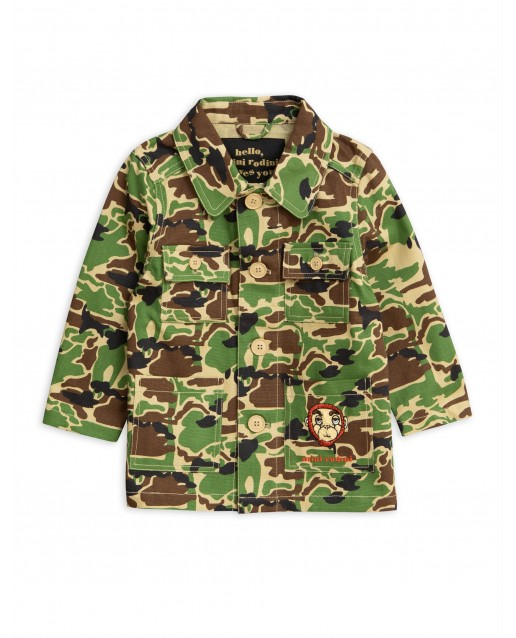 CAMO SAFARI JACKETS