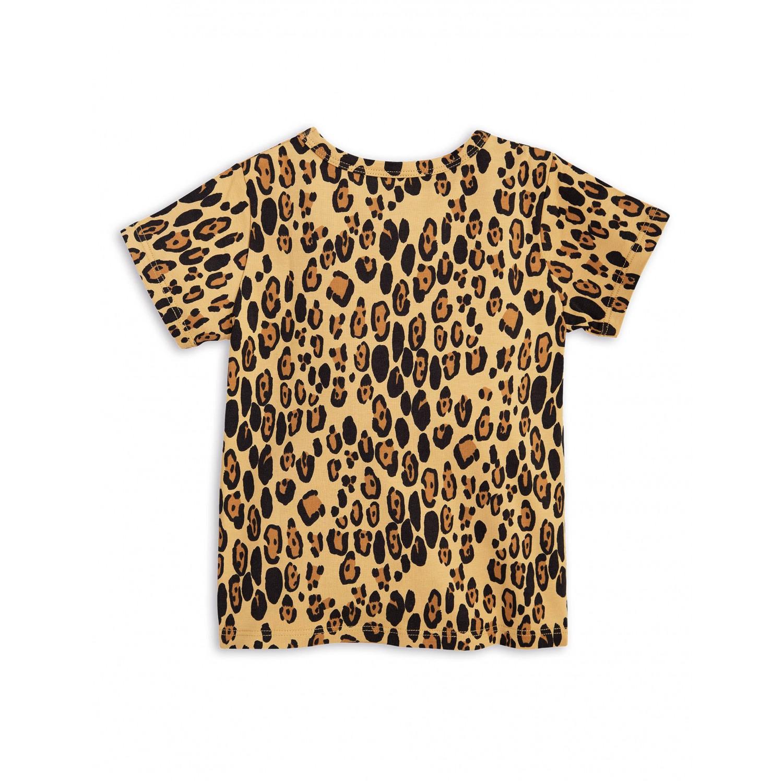 Basic leopard T-shirt MINI RODINI