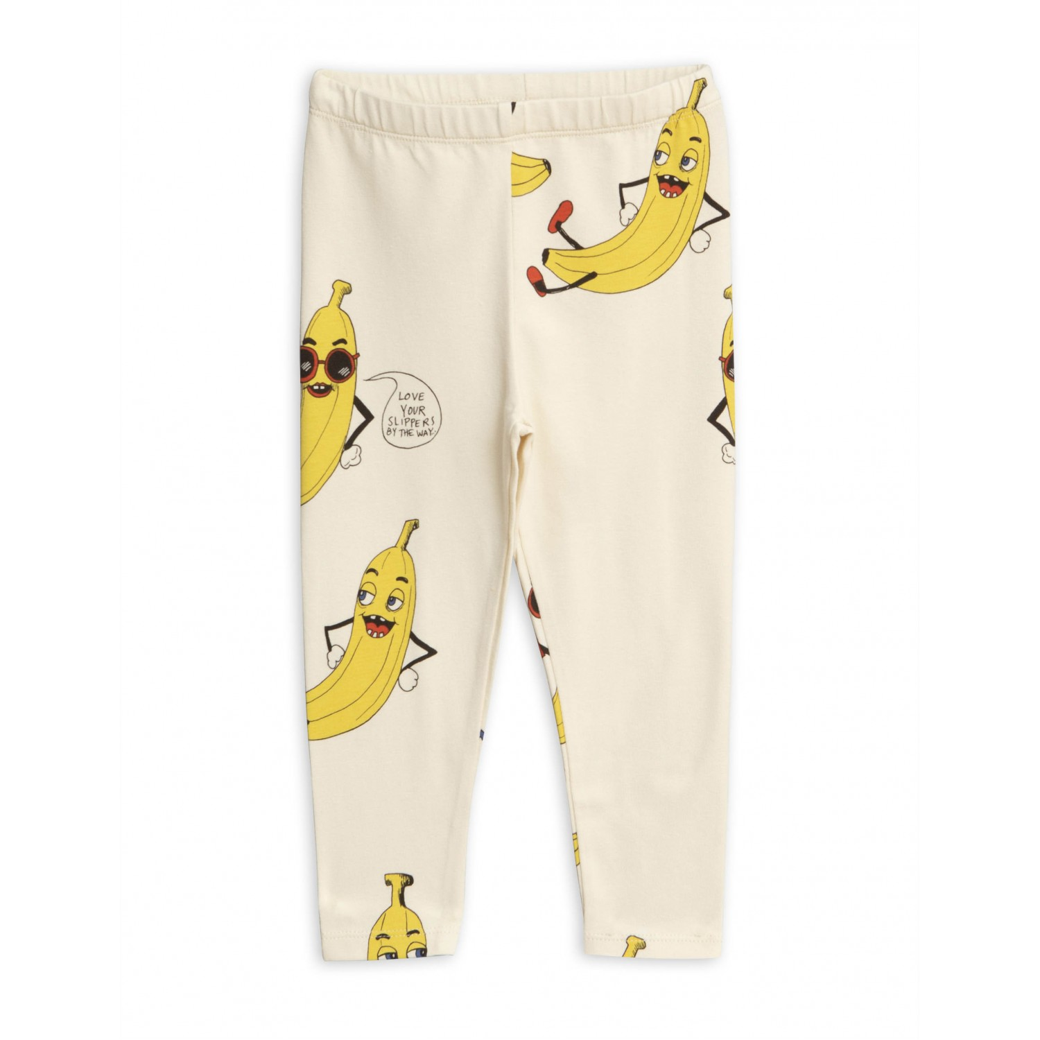 Bananas Printend Leggings MINI RODINI