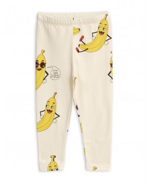 Bananas Printend Leggings MINI RODINI