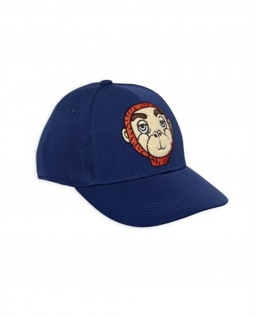BLUE MONKEY CAP