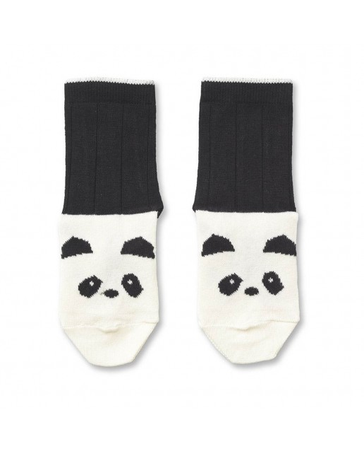 COTTON SOCKS - PANDA CREME DE LA CREME