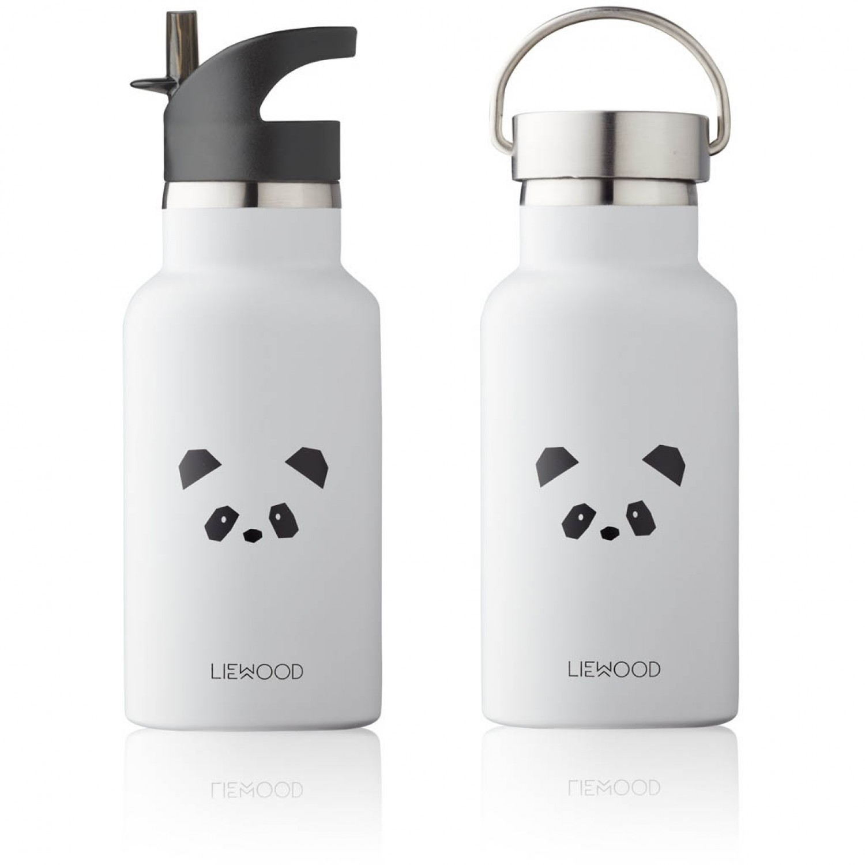 ANKER WATER BOTTLES - PANDA LIGHT GREY