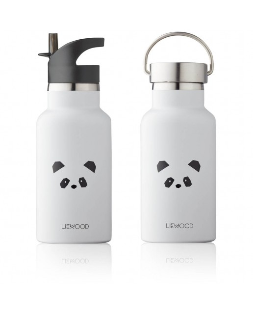 ANKER WATER BOTTLES - PANDA LIGHT GREY