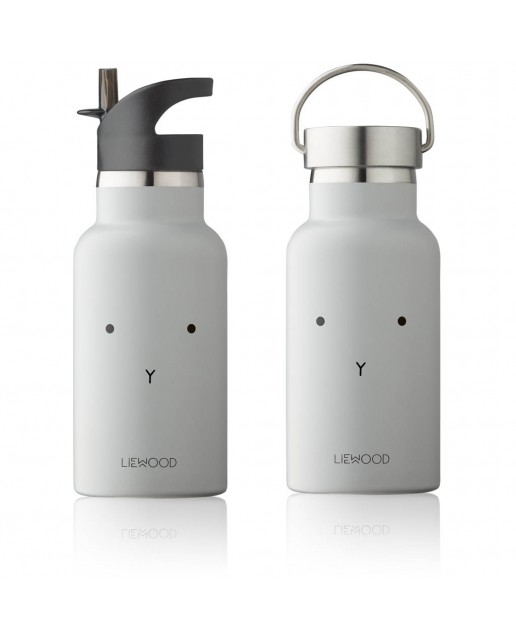 ANKER WATER BOTTLES - RABBIT DUMBO GREY