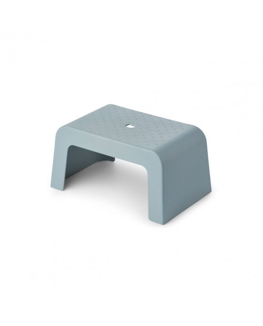 Ulla Step Stool | Sea blue