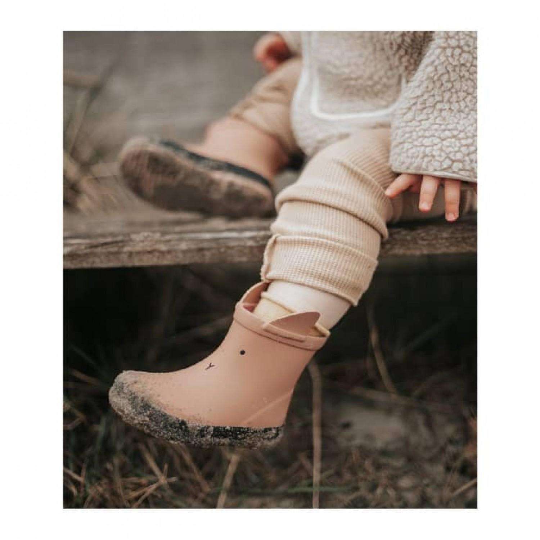 River Rain Boot  Tobi| Dark Rose