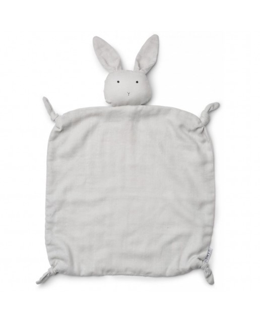 Agnete cuddle cloth | Rabbit dumbo grey