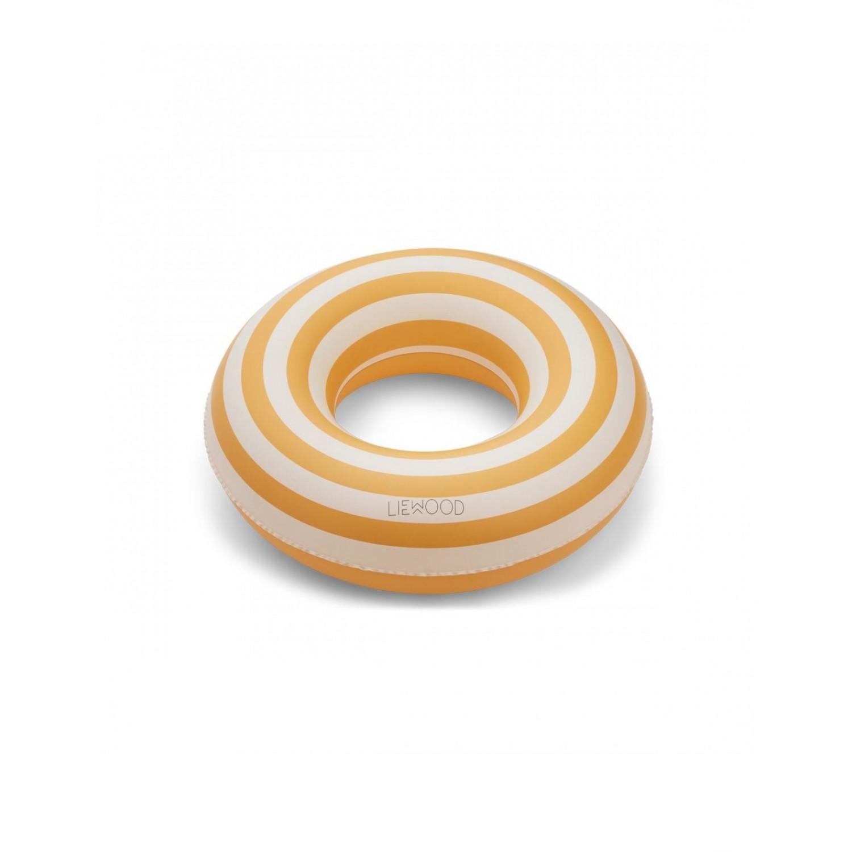 Baloo Swim Ring |  Yellow  Mix
