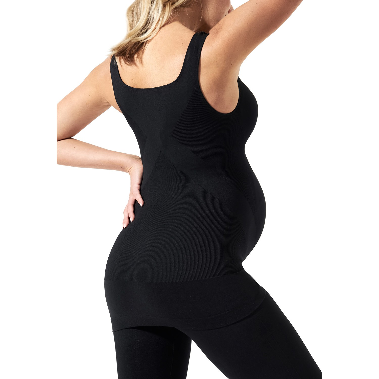 BLANQI EVERYDAY™ MATERNITY BELLY SUPPORT TANKTOP
