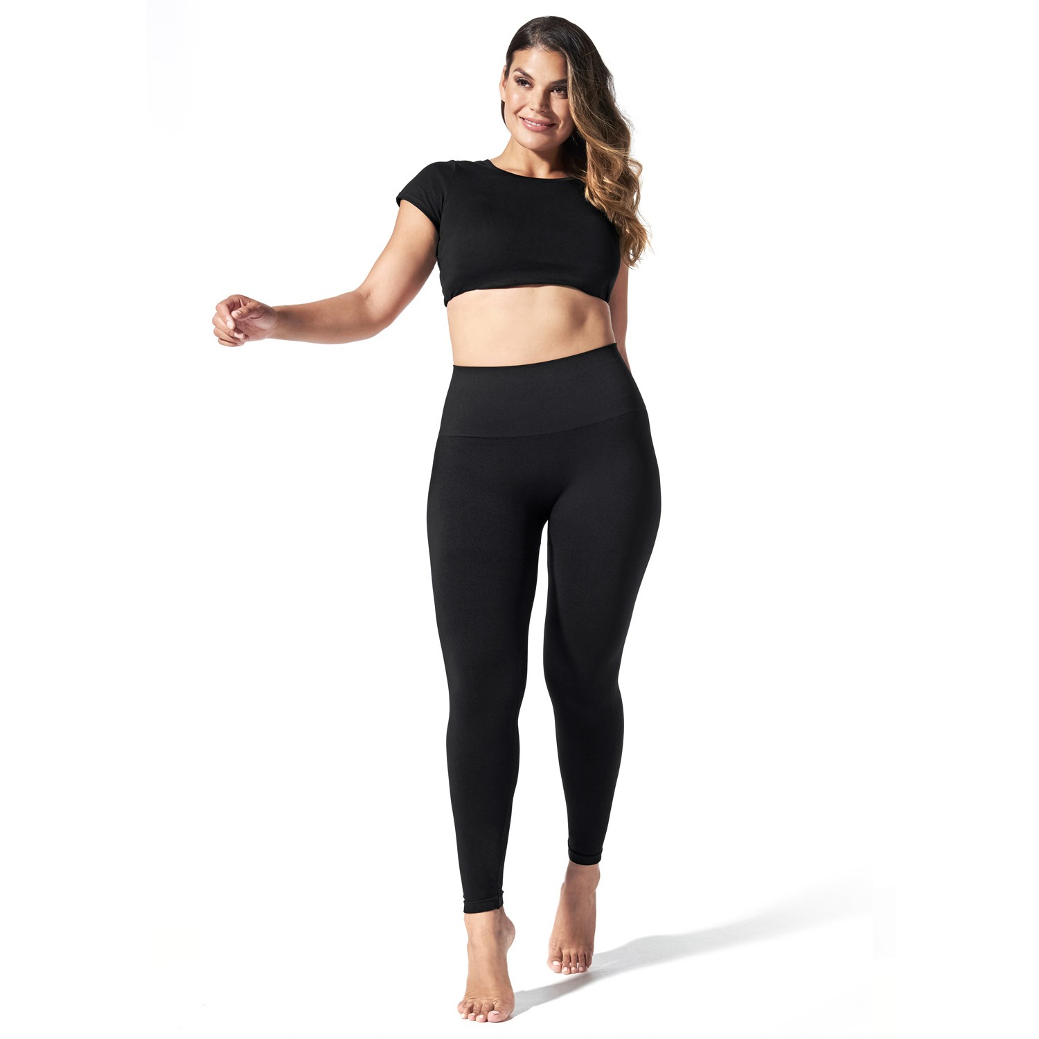 BLANQI EVERYDAY™ HIPSTER SUPPORT LEGGINGS