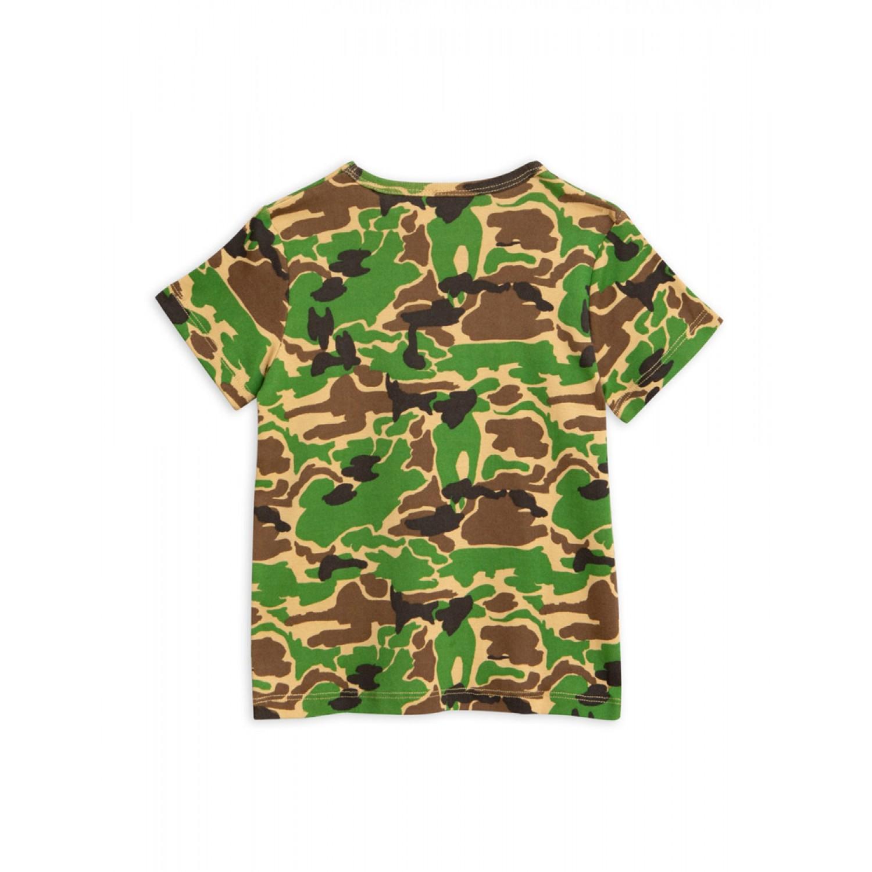 Camo T-shirt MINI RODINI