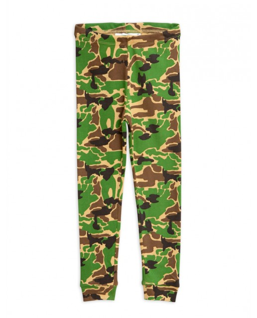 Camo Leggings MINI RODINI
