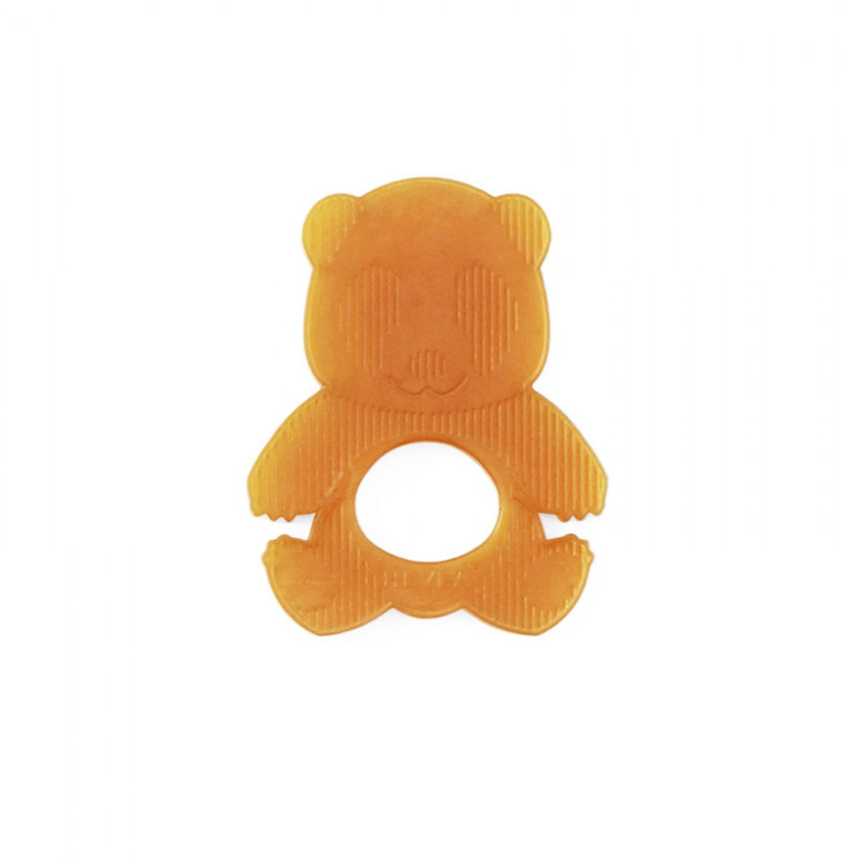 Panda Soothing Toy Natural | Hevea