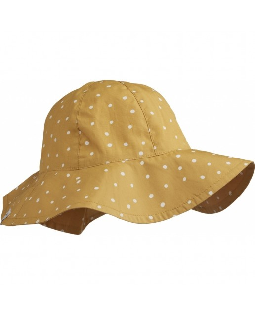 Amelia sun hat | Confetti yellow