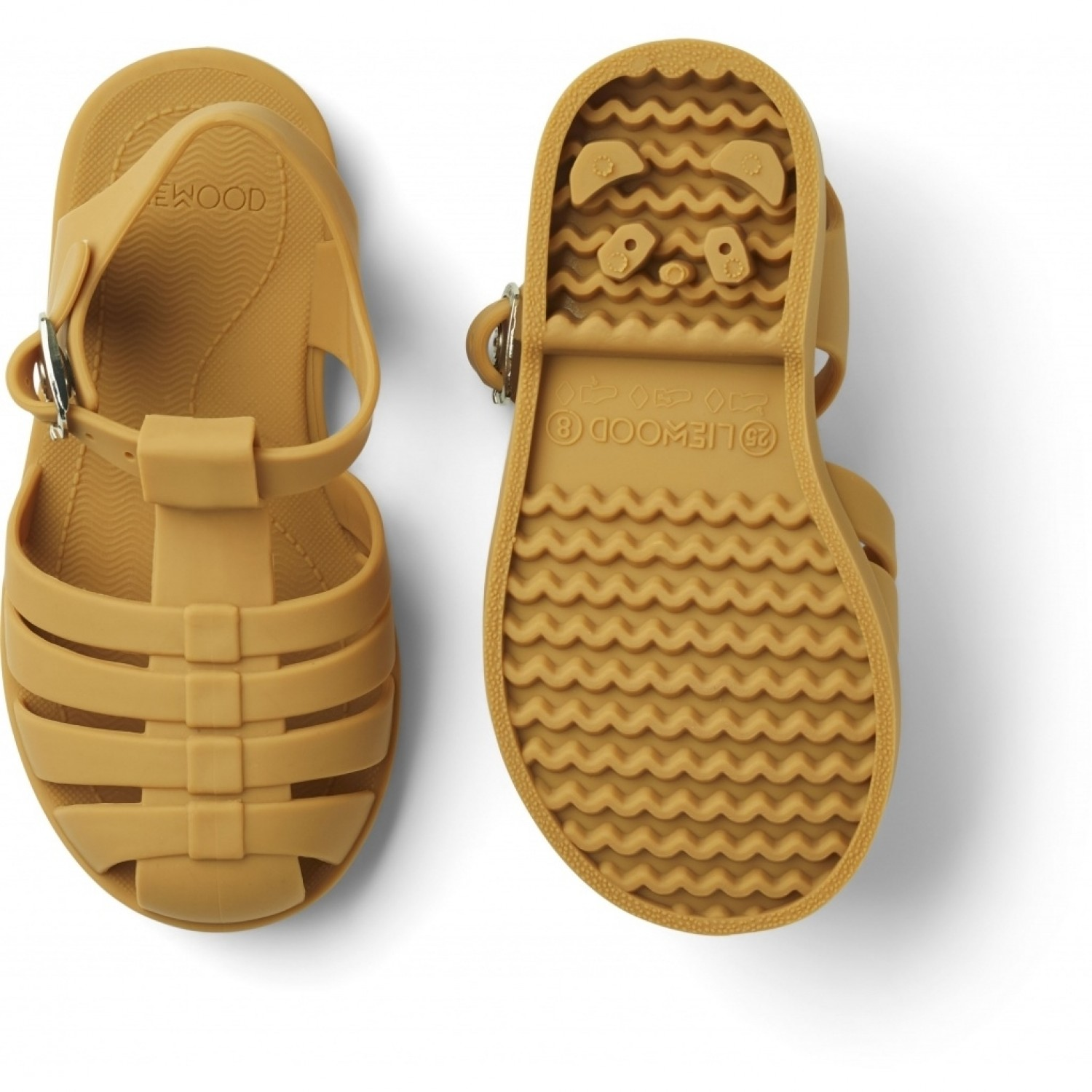 Bre Sandals | Yellow Mellow