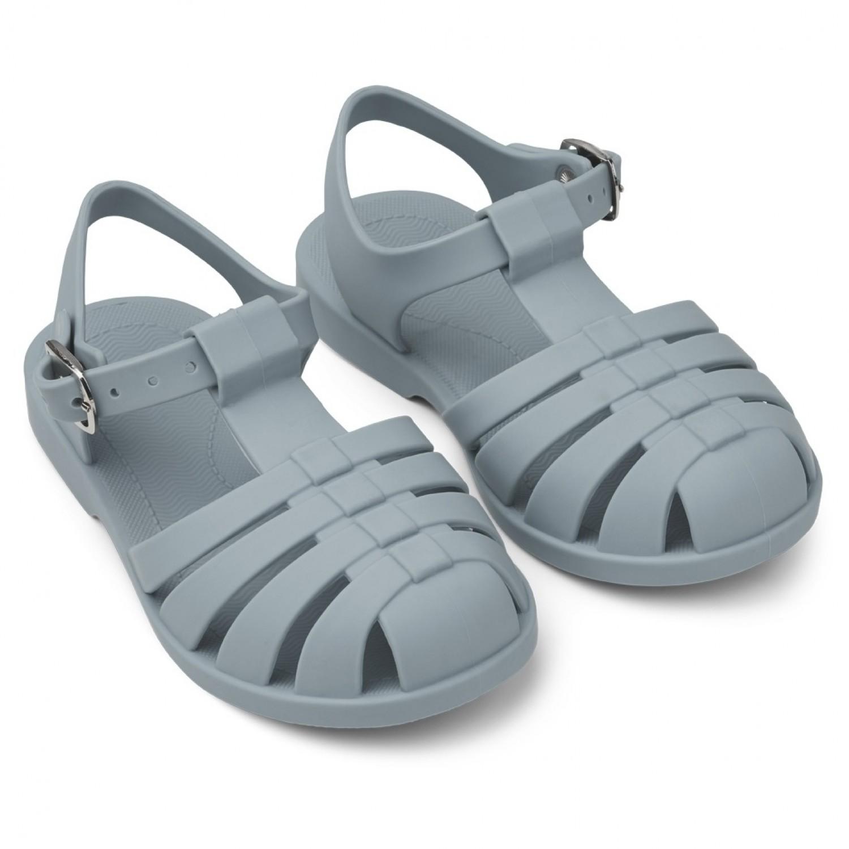 Bre Sandals | Sea Blue