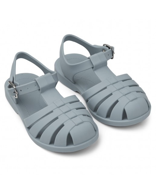 BRE SANDALS | SEA BLUE