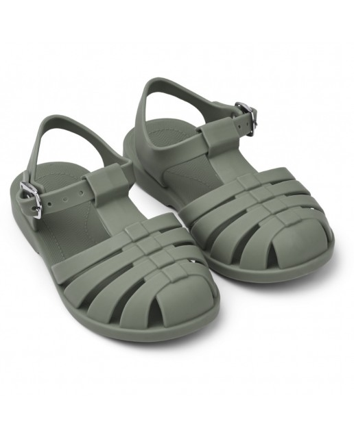 BRE SANDALS | FAUNE GREEN