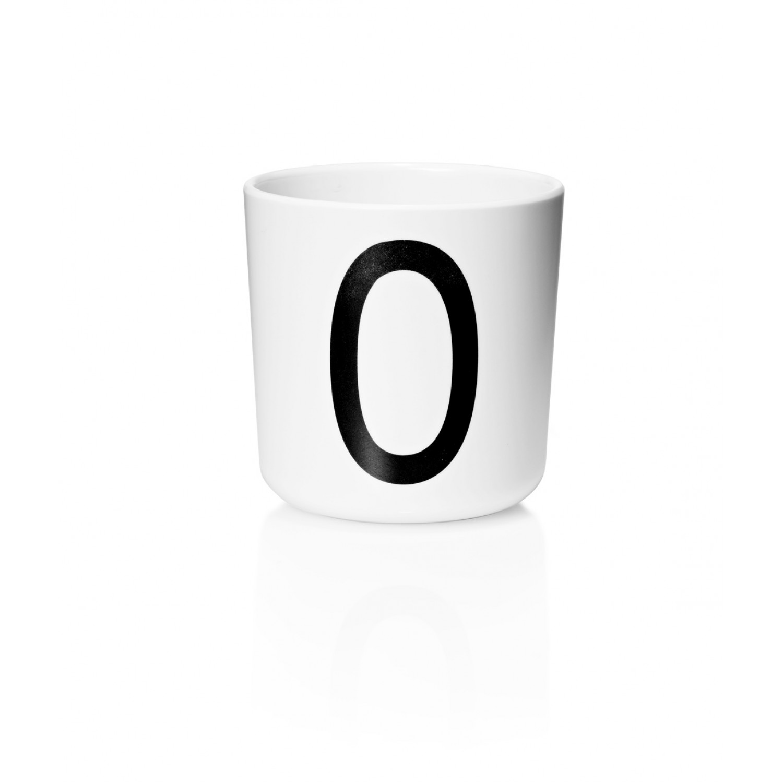 MELAMINE LETTER  CUP
