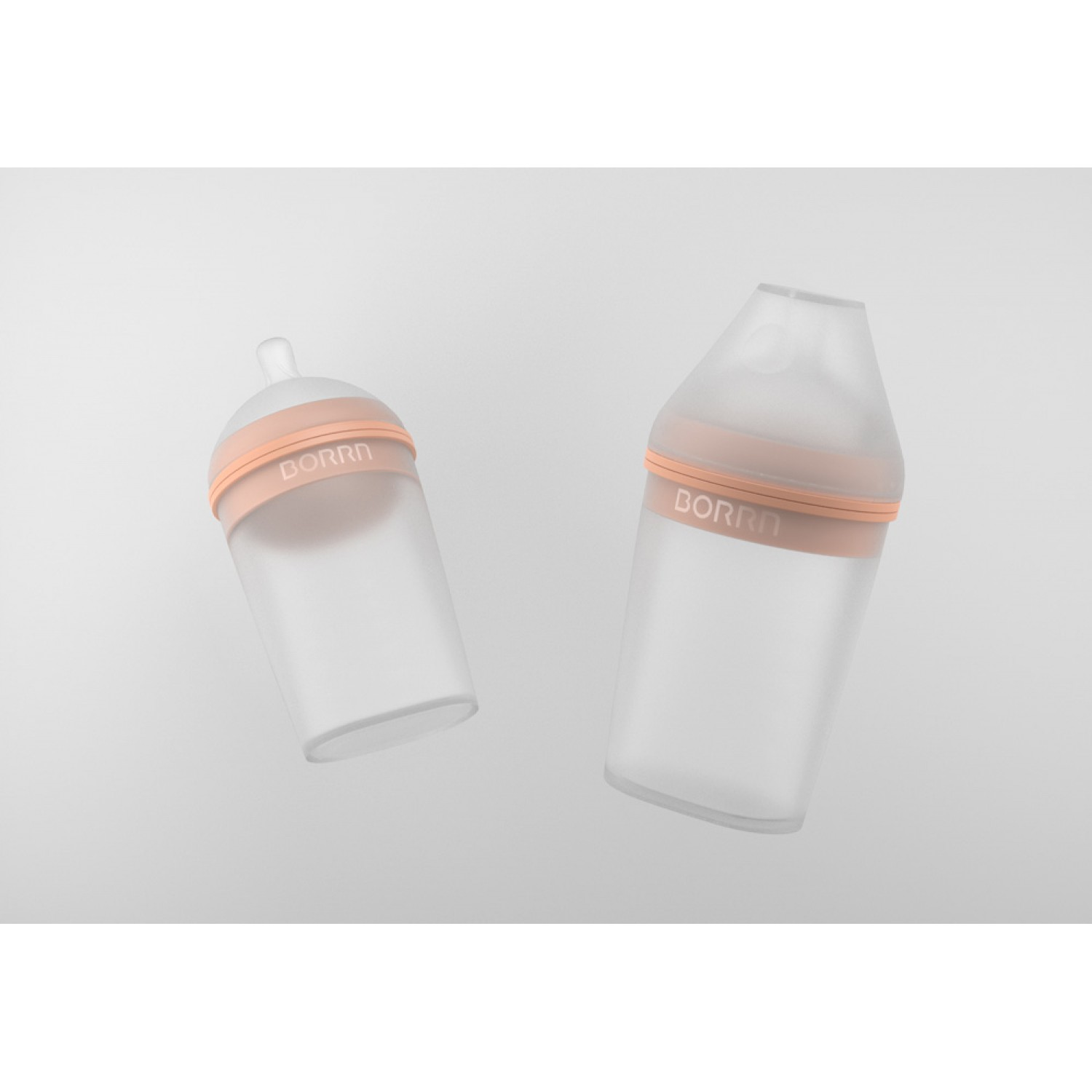 BORRN Silicone Bottle | 150 ml
