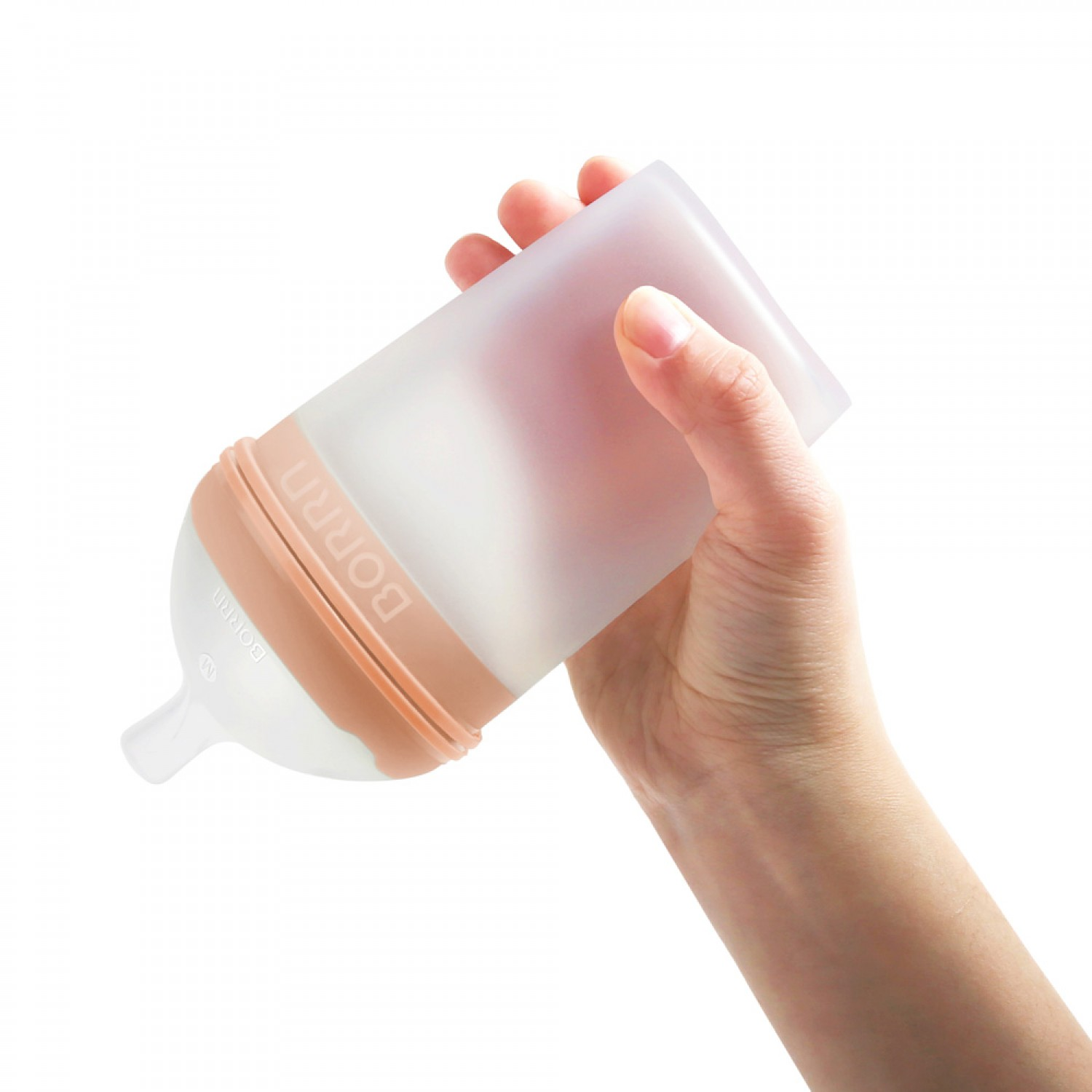 BORRN Silicone Bottle | 240 ml