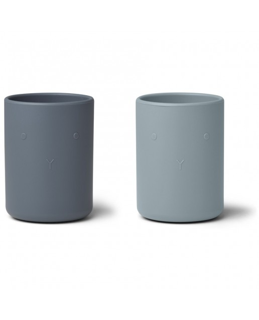 Ethan Cup 2 Pack | Blue Mix