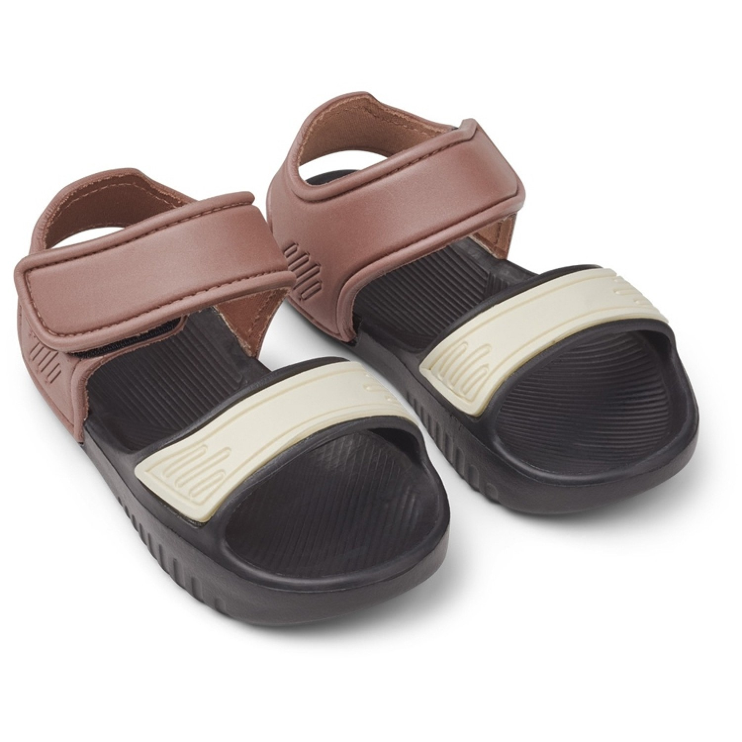 Blumer Sandals | Hunter Black Mix