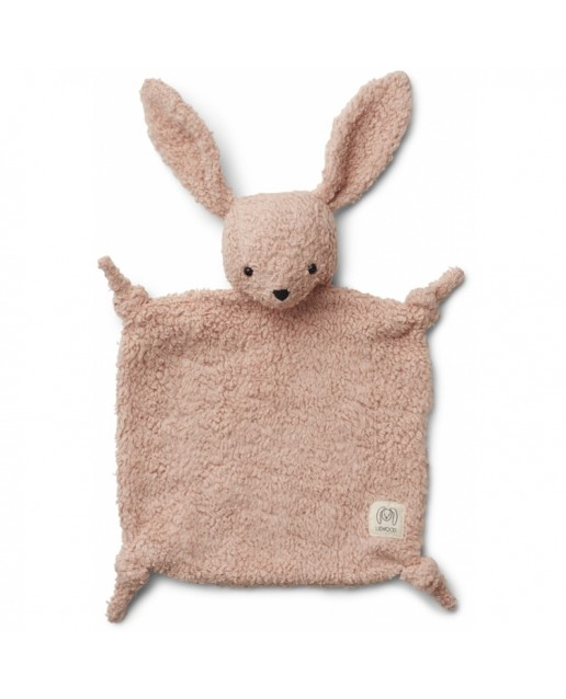 Lotte Cuddle Cloth | Rabbit Pale Rose