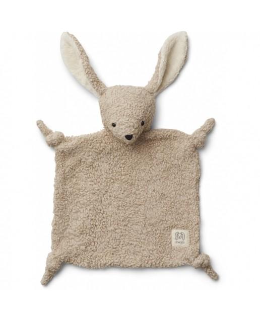 Lotte Cuddle Cloth | Rabbit Pale Grey