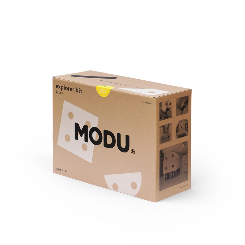 MODU EXPLORER KIT | YELLOW