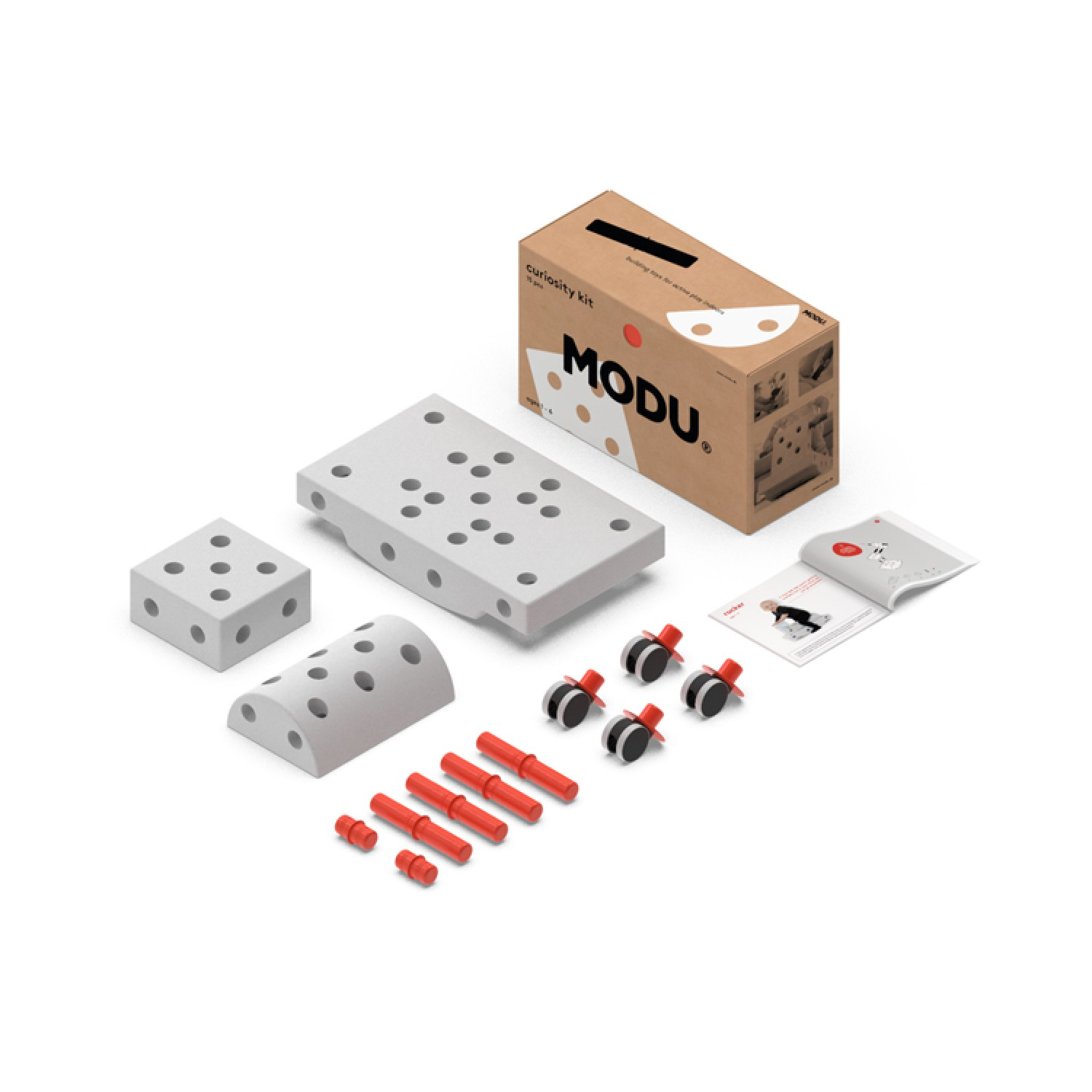 MODU CURIOSITY KIT | RED