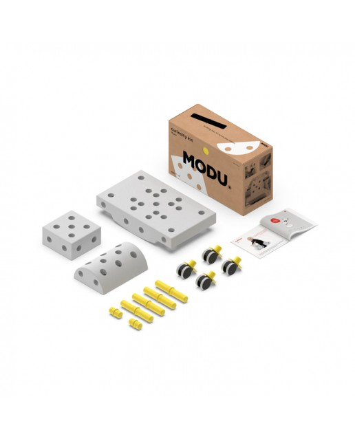 MODU CURIOSITY KIT | YELLOW