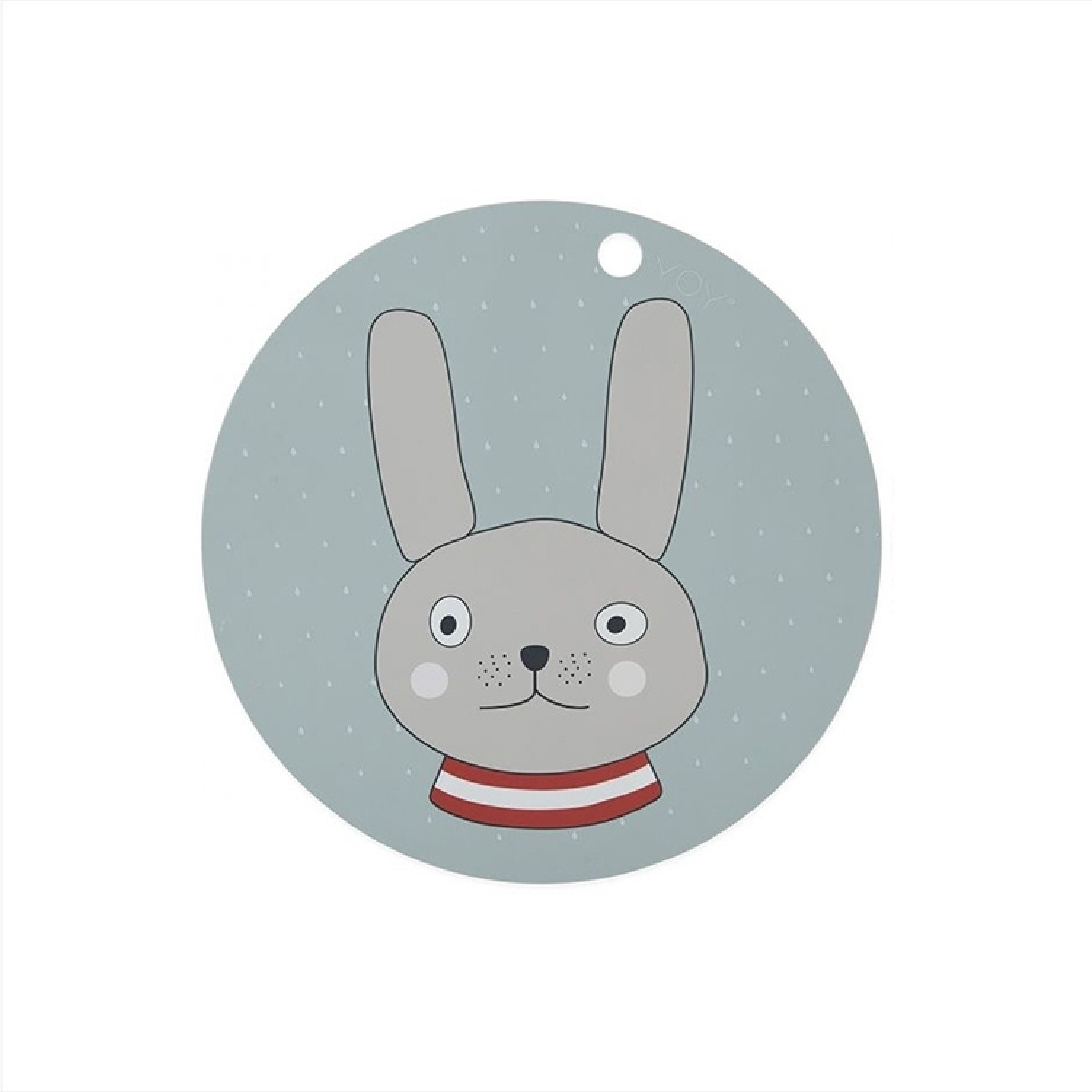 Placemat Rabbit