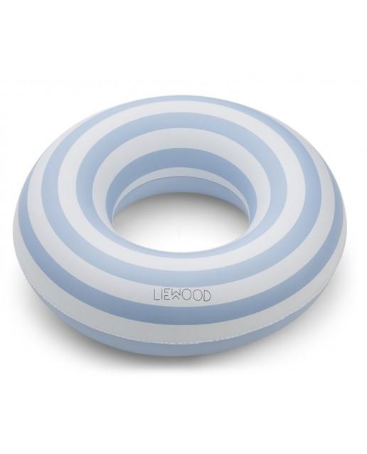Baloo Swim Ring    Sea blue/creme de la creme