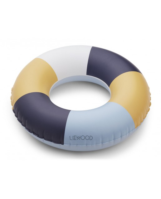 Baloo Swim Ring | Blue mix