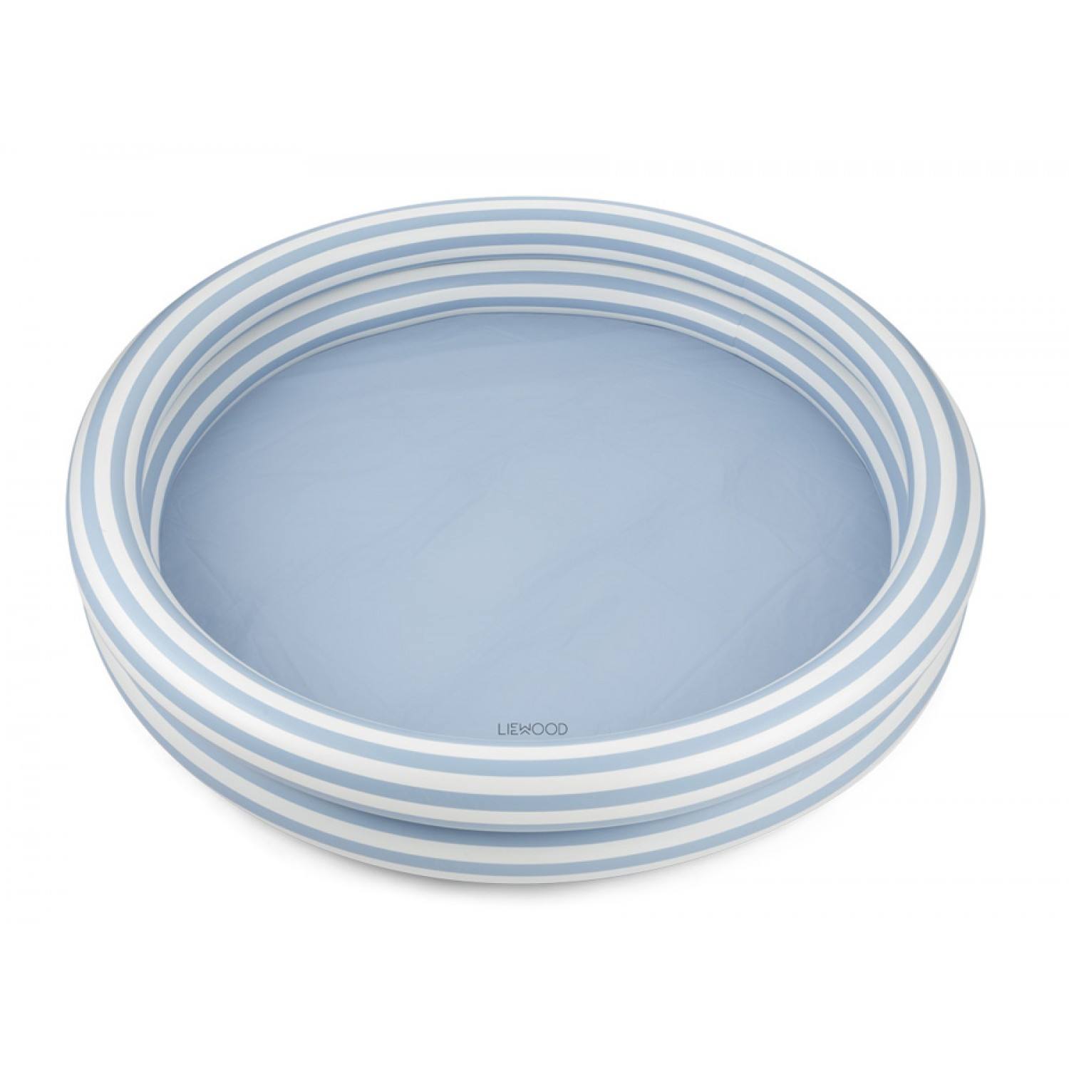 Savannah pool | Stripe: Sea blue/creme de la creme